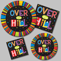 Over the Big Hill Birthday Party Supplies