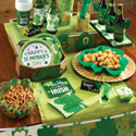 St. Patrick's Day Party Supplies & Decorations