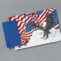 Patriotic Paper Placemats