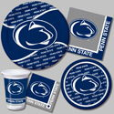 Penn State University Party Supplies