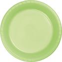 Pistachio Plastic Plates