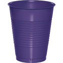 Purple Plastic Beverage Cups