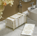 Premium Guest Hand Towels - Linen Like