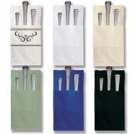 Quickset Pocket Fold Dinner Napkins