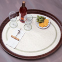 Paper Tray Mats - Room Service