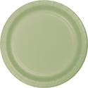 Sage Green Paper Plates