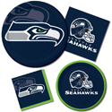 Seattle Seahawks NFL Party Supplies