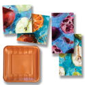 Summer Fruits Paper Napkins & Guest Hand Towels