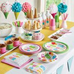 Summer Themed Party Supplies