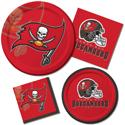 Tampa Bay Buccaneers NFL Party Supplies