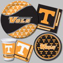 University of Tennessee Party Supplies
