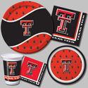 Texas Tech University Party Supplies
