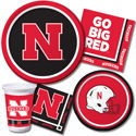 Nebraska Cornhuskers Party Supplies