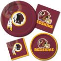 Washington Redskins NFL Party Supplies