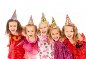 3 Little Girls Birthday Party Ideas